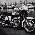 Moto Guzzi V 7 700 (1969-70)