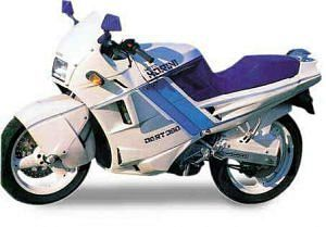 Moto Morini 350 Dart (1988-89)