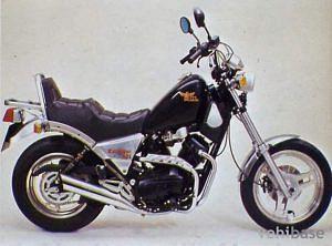 Moto Morini 350 Excalibur (1988)