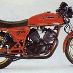 Moto Morini 500 Maestro (1978)