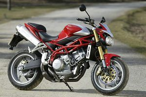Moto Morini Corsaro 1200 (2005)