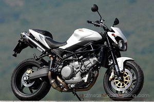 Moto Morini Corsaro 1200 Veloce (2010)