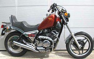 Moto Morini 501 Excalibur (1986)