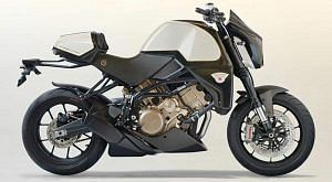 Moto Morini Rebello 1200 Giubileo (2012)