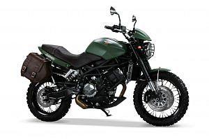 Moto Morini Granpasso 1200 (2013)