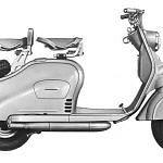 NSU Lambretta and Prima (1950-57)