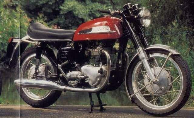Norton Atlas 750 (1962-68)