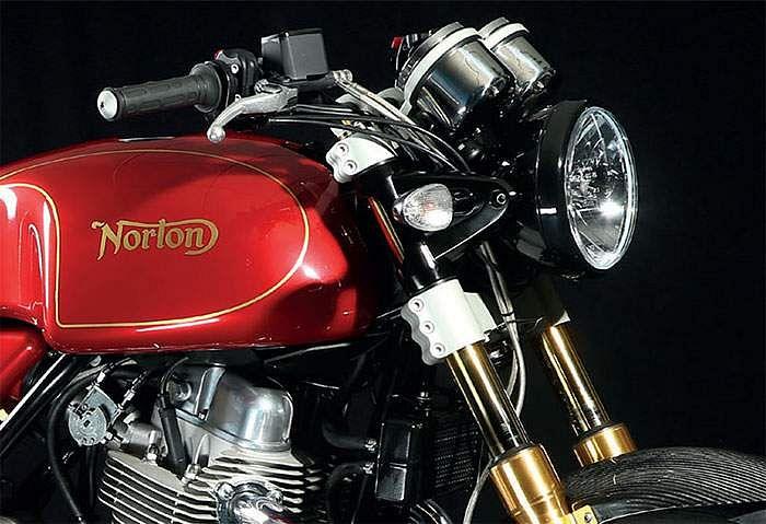 Norton Commando 961 Sport (2016-17)