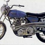 Norton Commando 750 Fastback MKII (1969-70)