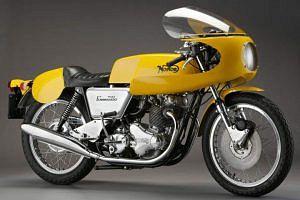 Norton Commando 750 Production Racer (1971)