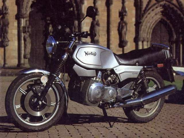 Norton Interpol 2 (1988)