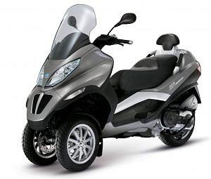 Motorcycle Specs (2011)