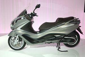 Motorcycle Specs (2012)