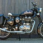 Royal Enfield Bullet Classic 500 Lewis Leathers Limited Edition (2011-12)