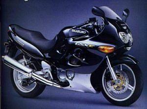Suzuki GSX750F Katana (1998-99)