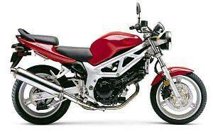 Suzuki SV 650 (1999-00)