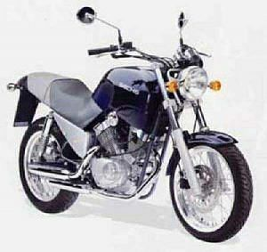 Sachs Roadster 125 (1998-00)