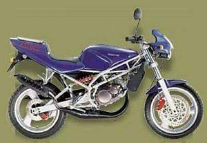 Sachs XTC-N 125 (1998-01)