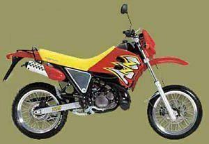 Sachs Enduro ZZ125 (1998-01)