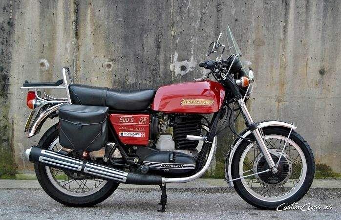 Sanglas 500 S (1976-78)