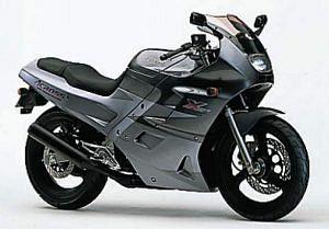 Suzuki GSX (1993-97)