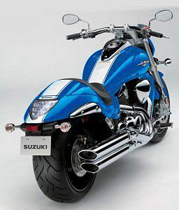Suzuki Boulevard M109R Limited Edition (2012)