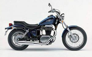 Suzuki Boulevard S40 (2005-06)