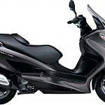 Suzuki AN 200 Burgman (2010-12)