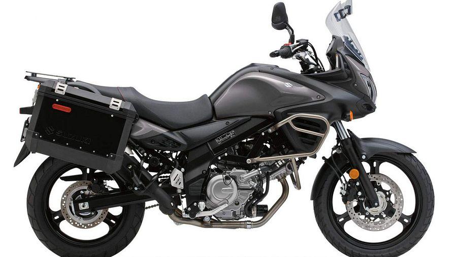 Suzuki DL650 V-Strom Adventure (2015-16)