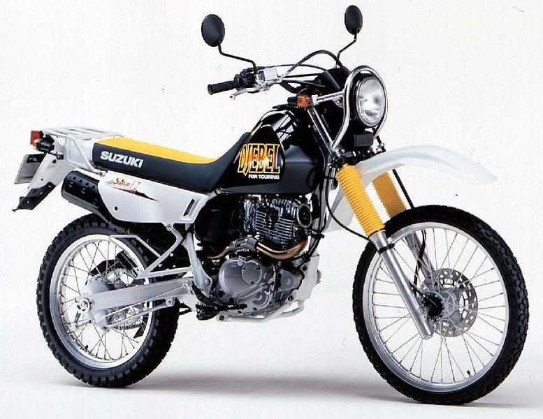 Suzuki DR 200 (1996)