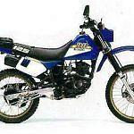 Suzuki DR 125 SE (1994-96)