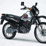 Suzuki DR 125SE (2000-01)