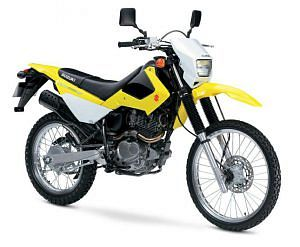 Suzuki DR200S (2016-17)