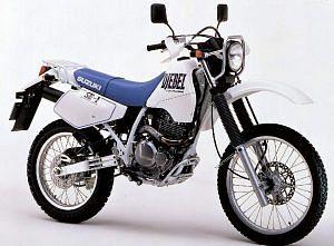 Suzuki DR 250 Djebel (1992-95)