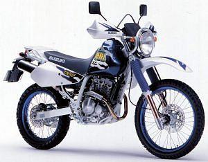 Suzuki DR 250 Djebel (1996-97)