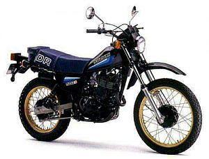 Suzuki DR500S (1983-85)