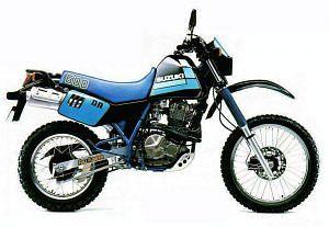 Suzuki DR600S (1985)