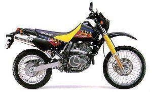 Suzuki DR650SE (1997-98)
