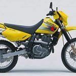 Suzuki DR650SE (1999-00)