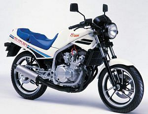 Suzuki GF 250F (1985-86)