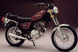 Suzuki GN125 (1982-84)