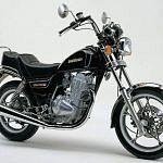 Suzuki GN 250E (1988-92)