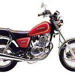 Suzuki GN250E (1981-87)