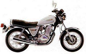 Suzuki GN400E (1978-79)