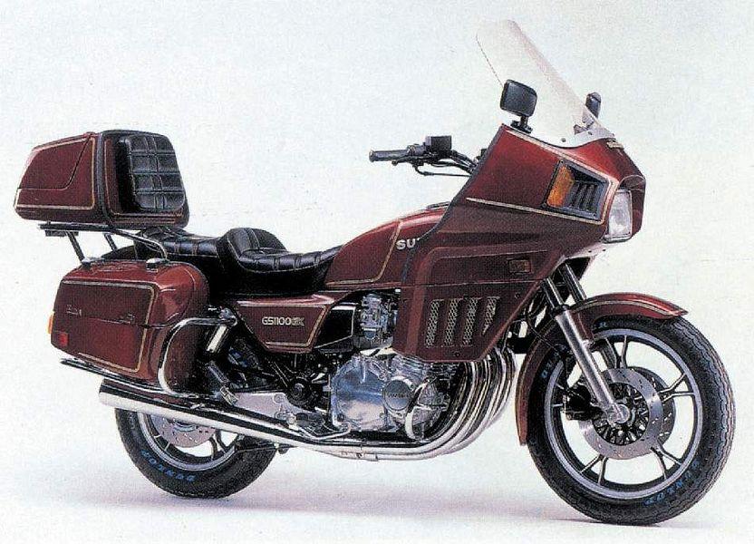 Suzuki GS1100GK (1982-84)