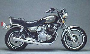 Suzuki GS 1100GL (1982-84)
