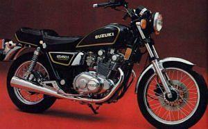 Suzuki GS 450A (1982)