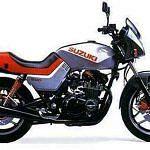 Suzuki GS 650G Katana (1983-84)