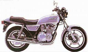 Suzuki GS650GT (1981-82)