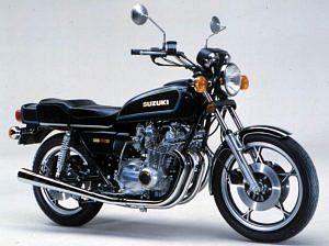 Suzuki GS750E II (1980)